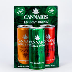 cannabis energy drink